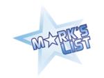 Markslist